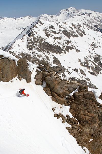 Joe Otremba, Savage Peak, CO