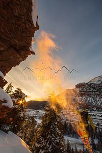 Doran McGuire, Red Canyon, Colorado