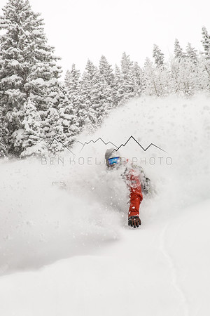 Matty Komar, Northern Sawatch Range, CO