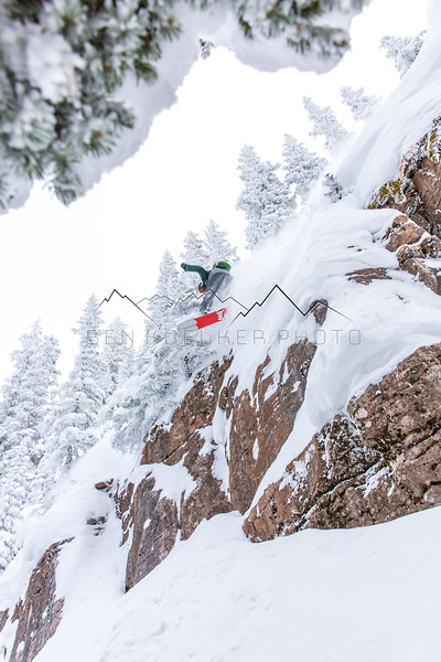 Tyler Hauk, Vail, CO Backcountry