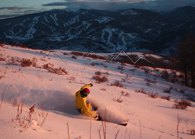 Gus Everly, Northern Sawatch Range, CO
