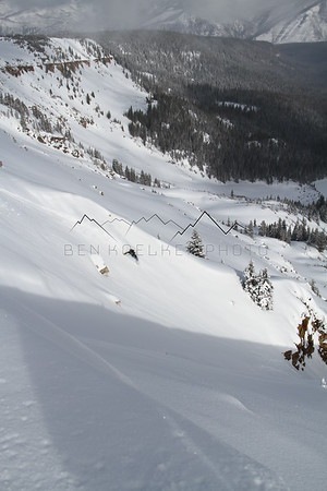 Mike Hood, Beaver Creek, CO backcountry