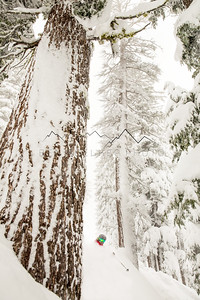 Drew Rouse, Northstar Mountain, CA