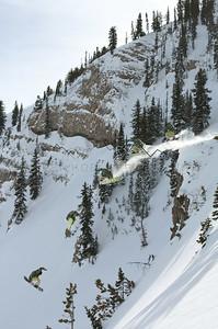 Joe Bosters, Teton Range, WY