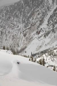 Mark Koelker, Gore Range, CO