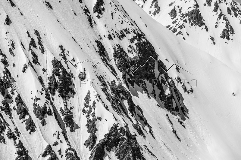 Unknown Skier, Drift Peak, CO