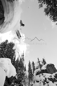 Garrett Fletcher, Beaver Creek, CO backcountry