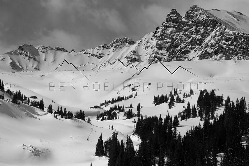 Ben Perdue, Elk Range, CO