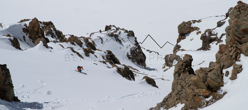 Gary Fondl, Russian Couloir, Mt. Lincoln, CO