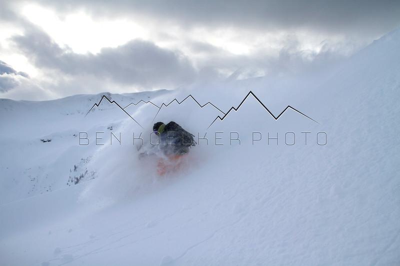 Justin McCarty, Mt. Baker, WA