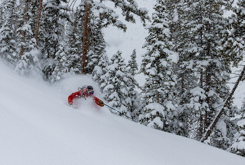 Skiing Beaver Creek, CO   Photo by: Justin McCarty