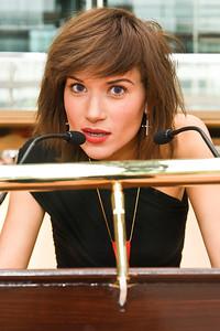 Bank of Canada Meetup 10.04.17 model Renee Poirier