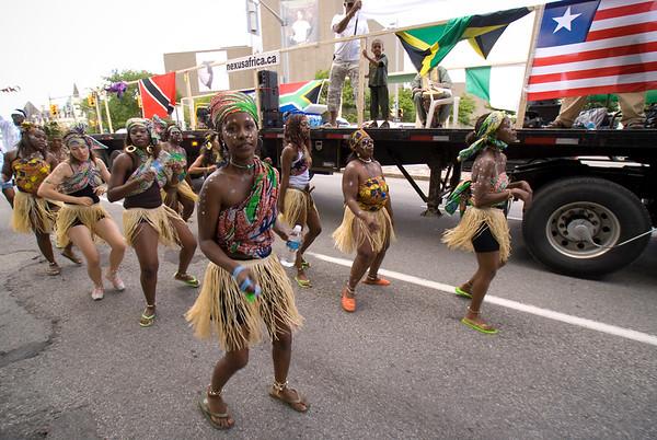 Ottawa Caribbean Parade 2007