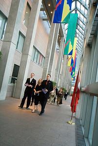 Tulip Ball 2007, Ottawa Ontario National Gallery