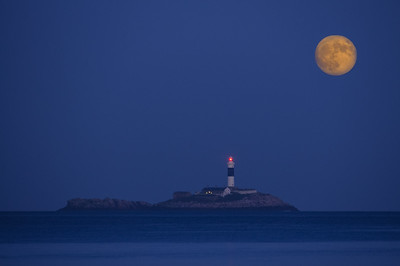 Moonrise Rockabill