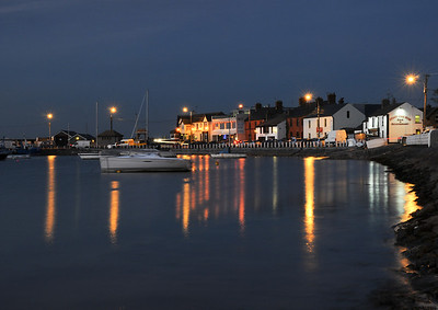 Skerries at Dusk