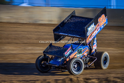 World of Outlaws, Lawrenceburg Speedway, 10/16/15