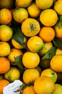 oranges corses