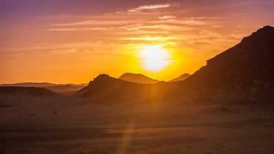 Sun awakening