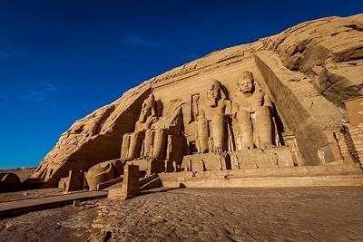 Abou Simbel - Egypt