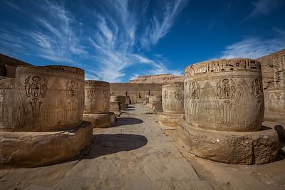 Antic columns