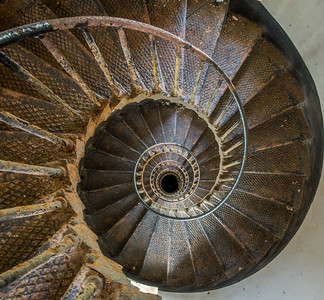 Lighthouse stairways