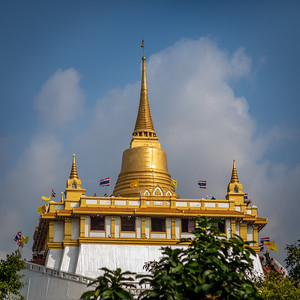 Wat Saket - Golden Mount