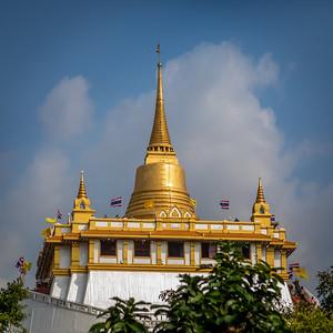 Wat Saket - Golden Mount