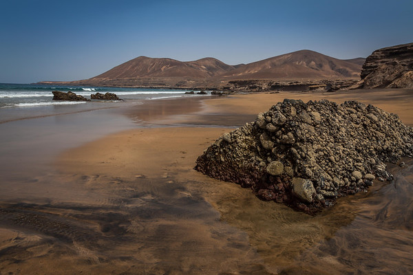 La Solapa beach