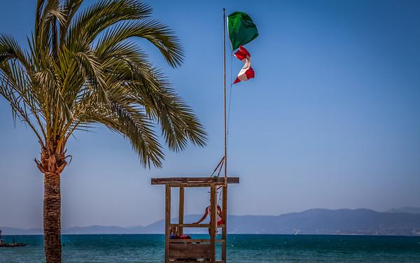 Beach style in Majorca