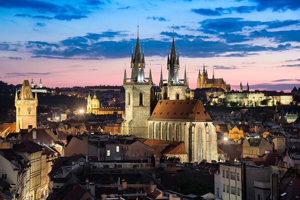 Twilight Fairy Tales || Prague Czech Republic