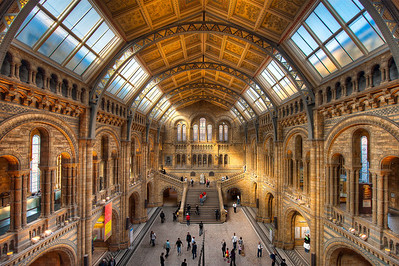 The Great Hall || London England