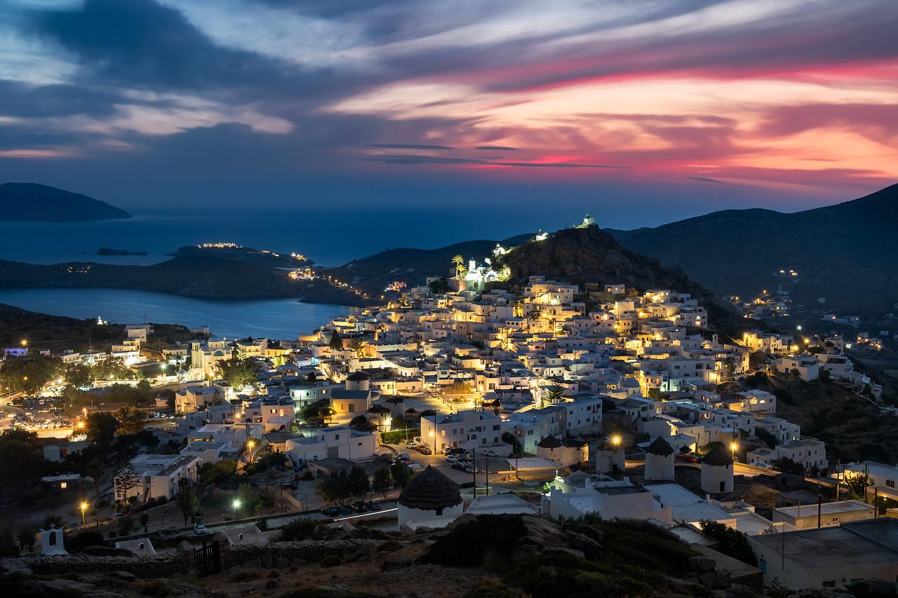 Ios Sleeps || Cyclades Greece