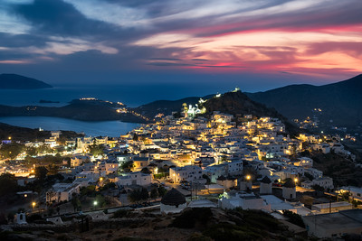 Ios Sleeps || Cyclades Greece