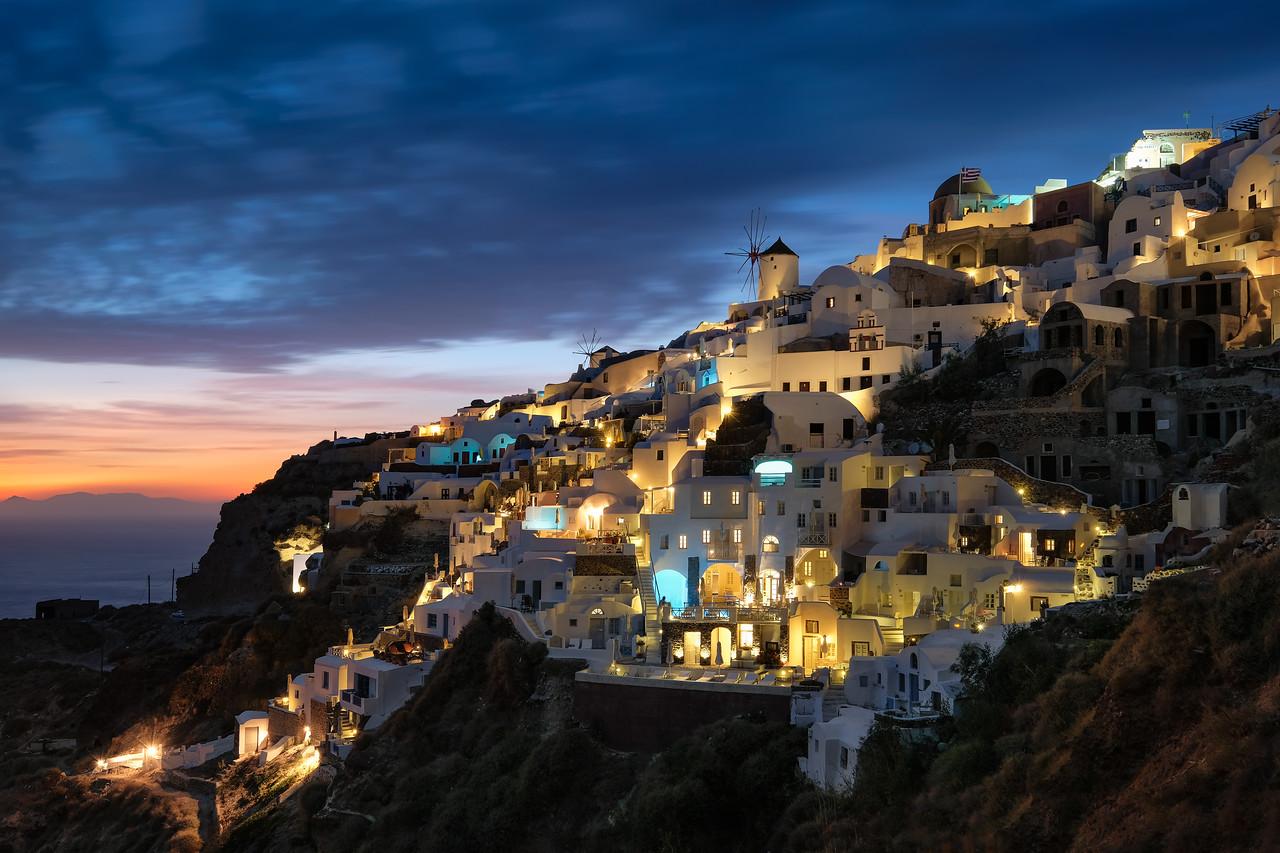 Jewel of the Cyclades || Santorini Greece