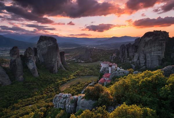 Dreams of Meteora    Greece