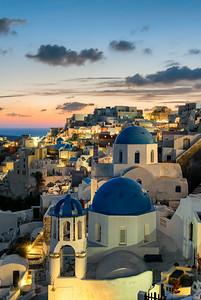 Aegean Paradise || Oia Santorini - Greece