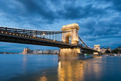Chain Bridge || Budapest