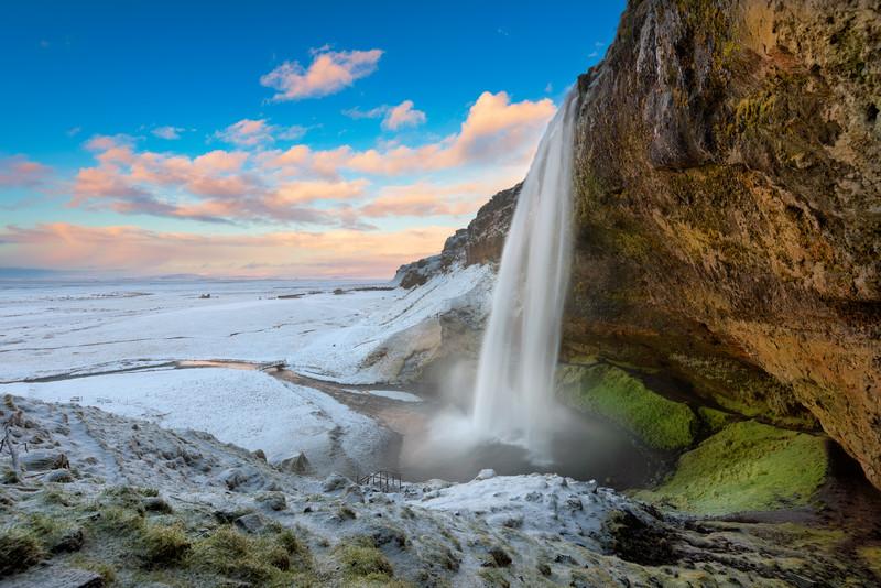 Winters Radiance    Iceland