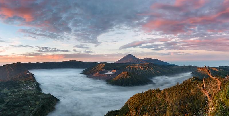 Colors Of Bromo    Tengger Massif Indonesia