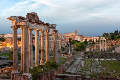 The Heart of Rome || Italy