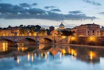 Rome By Night || Italy