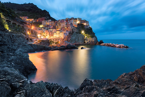 Memories Of The Sea || Manarola Italy
