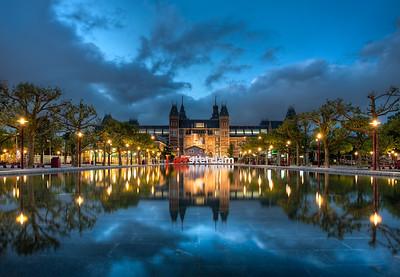 I Amsterdam || Netherlands