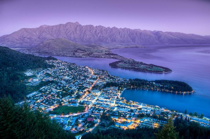 The Queenstown Lookout || New Zealand