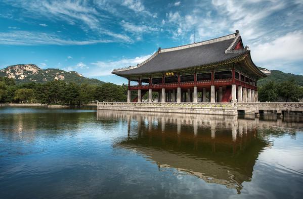 The Monkey Shrine    Seoul South Korea