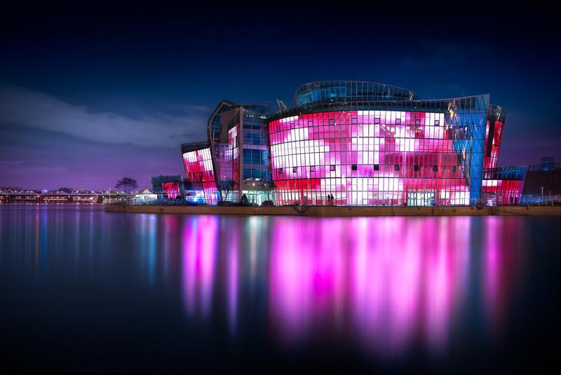 The Glowing Island || Seoul South Korea
