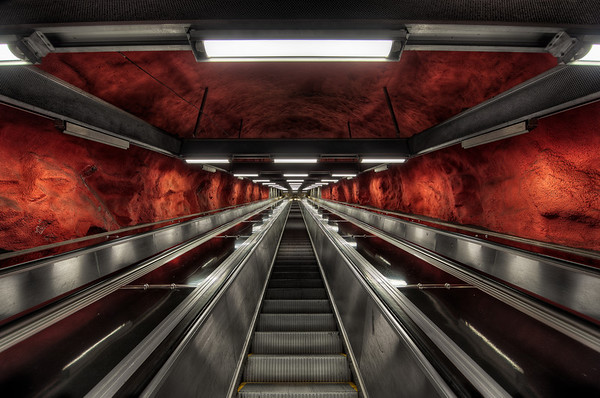 Into The Void || Stockholm Sweeden