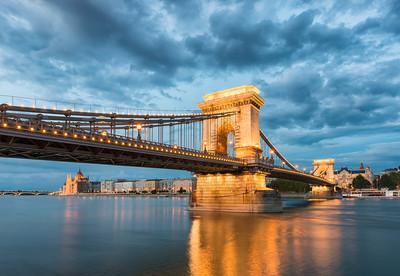 Along The Danube || Budapest