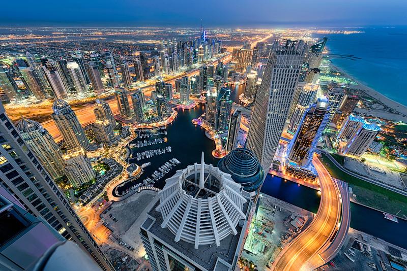 Towering Dreams    Dubai UAE
